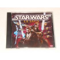 Star Wars La Saga Cd Nuevo Sellado