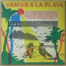 Lp - Vamos A La Playa - Donald Pomada Memphis La Blusera