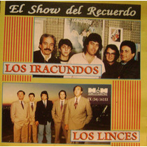 Los Iracundos+los Linces Cd Original
