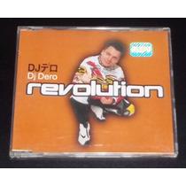 Dj Dero - Revolution - Cd 1998 En Muy Buen Estado!