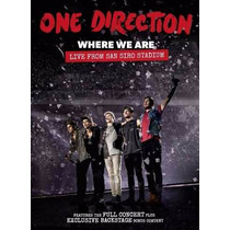 One Direction Where We Are Live From San Siro Stadium.nuevo!