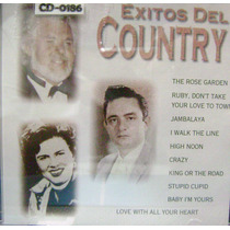 Musica Country-grandes Exitos-cd Original