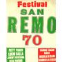 Festival De San Remo 1970 En Castellano - Disco Lp Vinilo