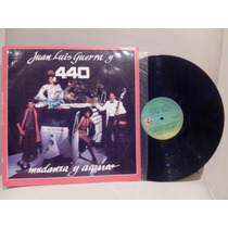 Juan Luis Guerra 440 - Mudanza Y Acarreo Disco Vinilo Lp