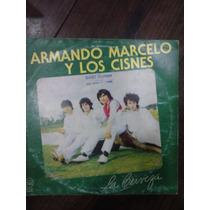 Armando Marcelo Y Los Cisnes Lp Vinilo Cumbia Dialogomusical