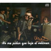 Ulises Bueno - No Me Pidan Que Baje El Volumen Dispo 15/04