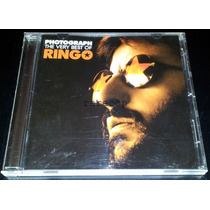 Ringo Starr (cd) Photograph (arg) Exitos Hits Promo Beatles