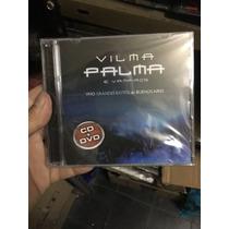 Cd + Dvd Vilma Palma En Vivo Nuevo Original