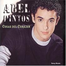 Abel Pintos Cosas Del Corazon Cd Nuevo 100 % Origi.en Stock