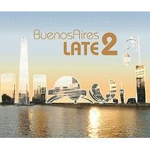 Varios Artistas - Buenos Aires Late Vol 2º - Nuevo Y Cerrado