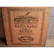 Quilapayun Luis Advis Santa Maria De Iquique Cantata Popular