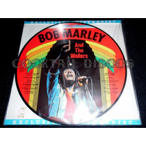 Bob Marley And The Wailers Vinilo Picture Disc Compilado