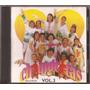 Chiquititas Vol. 3 Cd Original 1997 Cris Moena Romina Yan
