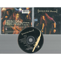 Shakira Mtv Unplugged Sony Music Cd Nuevo