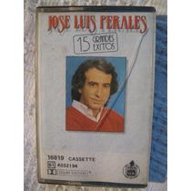 José Luis Perales - 15 Grandes Éxitos (hispavox 16819)
