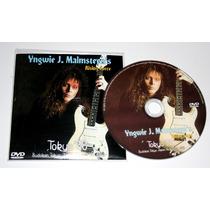 Yngwie Malmsteen Tokyo 88 Dvd