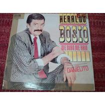Disco Vinilo De Heraldo Bosio - Me Subo Me Bajo ,lp Nuevo!!!