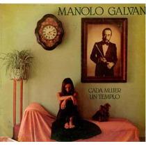 Manolo Galvan Cd