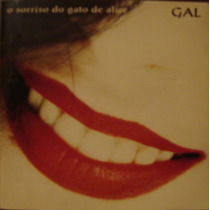 Gal Costa - O Sorriso Do Gato De Alice (industria Brasilera)
