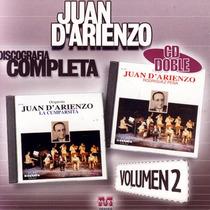 Juan D´arienzo Discografia Completa Volumen 2