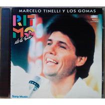 Cd Marcelo Tinelli Y Los Gomas Ritmo De La Noche