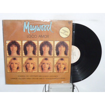 Maywood Loco Amor Vinilo Promo Argentino