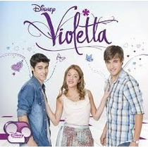 Violetta (disney) Cd Original Dis