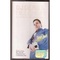 Dj Dero 5 Millenium 1997 Cassette Nuevo!