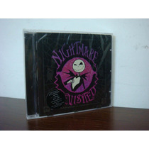 Nightmare Revisited * Cd Nuevo * Manson Korn Rise Against