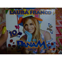 Cd + Dvd Panam Y Circo (excelente Estado)