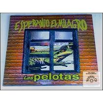 Las Pelotas - Esperando El Milagro ( Nuevo ) Digipack