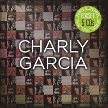 Garcia Charly - Boxset 5cds P