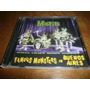 Misfits Famous Monsters In Buenos Aires Cd