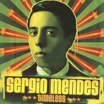 Sergio Mendes Cd Timeless Black Eyed Peas Stevie Wonder
