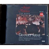 Cd Joyas De La Musica - Los Bises N° 13: Grandes Arias