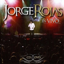 Jorge Rojas En Vivo (cd+dvd) V
