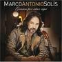 Solis Marco Antonio-gracias Por Estar Aqui (cd) P