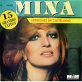 Mina-cd Original Canta En Castellano