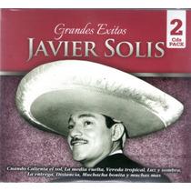 Javier Solis - Grandes Exitos ( 2 Cd )