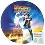 Back To The Future Picture Disc Vinilo De 180 Gramos