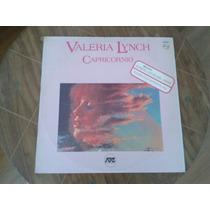 Vinilo Valeria Lynch Capricornio