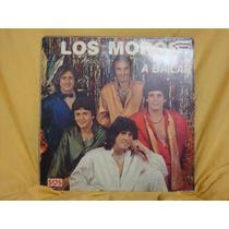 Vinilo Los Moros A Bailar