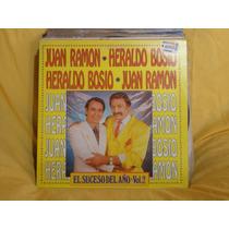 Vinilo Heraldo Bosio Juan Ramon El Suceso 2