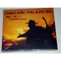 Chaqueño Palavecino Mi Cielo Terrenal Cd Sellado Argentino