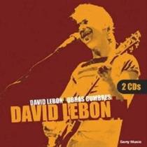 David Lebon Obras Cumbres 2 Cd Oferta Nuevo Seru Giran
