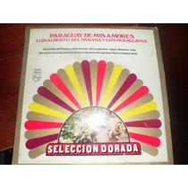 Disco Vinilo Folklore,paraguay De Mis Amores