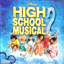 High School Musical - High School Musical 2 - Cd Sin Uso