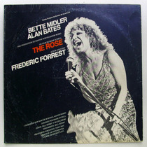 Lp - The Rose - Bette Midler - Muy Bueno