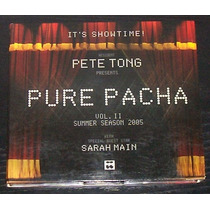 Pure Pacha Vol 2 - Pete Tong Cd (p) 2005 Doble Casi Nuevo!