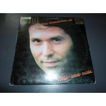 Raphael Con Canciones De Manuel Alejandro Toda Una Vida * Lp